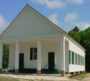 Bark Camp Church Georgia