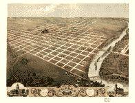 Topeka Kansas 1869