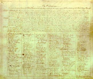 Texas Ordinance of Secession