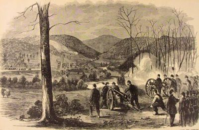 Battle of Phillipi, Virginia