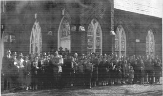 Bethel Baptist Church, Fairview, KY
