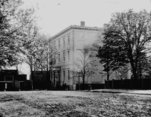 Confederate Capitol, Richmond, Virginia