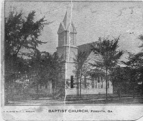 First Baptist Church Forsyth, Georgia