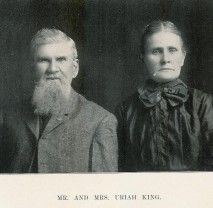 Mr and Mrs Melvina King