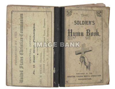 Civil War Hymn Book