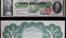 First U.S. Paper Money