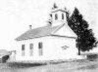 North Lyme Baptist Church, Lyme, Connecticut