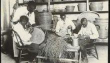A Basket-weaving Class at the Penn School
