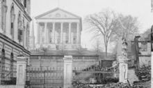 The Confederate Capitol in Richmond