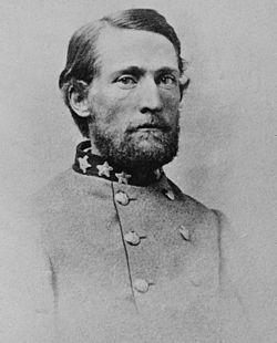 John S. Mosby, Confederate Calvaryman and Raider
