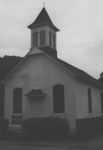 African Zion Baptist Church, Malden, West Virginia