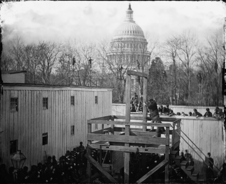 The hanging of Henry Wirz