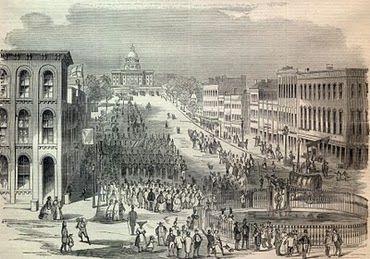 Montgomery Alabama 1861