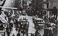 New York City of the Civil War era