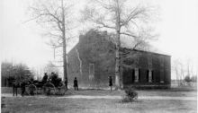 Salem Baptist Church, Fredericksburg